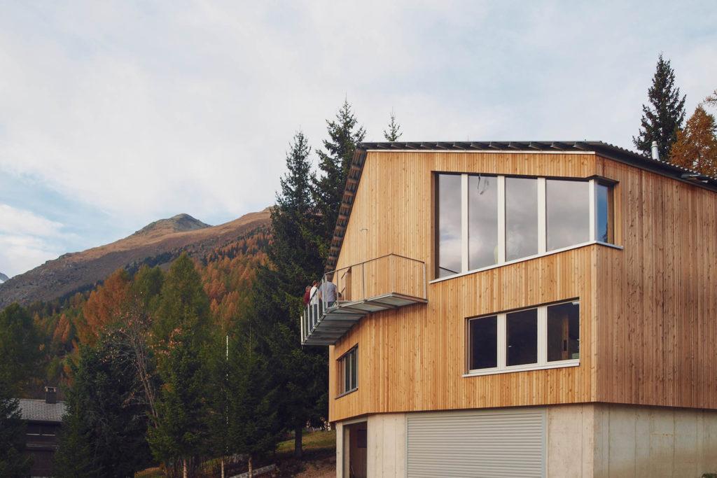 Holzbau Gfeller worb