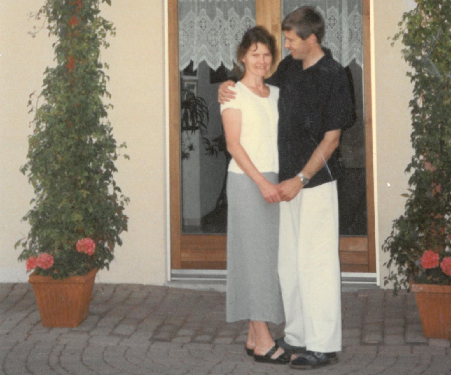 Franz und Marianna Gfeller